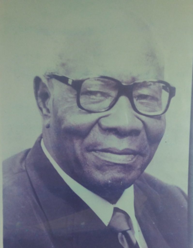 Alexandre Adande, fondateur du musée ethnographique de Porto-Novo ethnographie