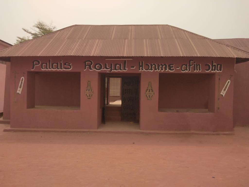Musée Honmè de Porto-Novo