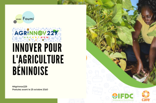 Article : AgrInnov 229 : innover pour l'agriculture béninoise