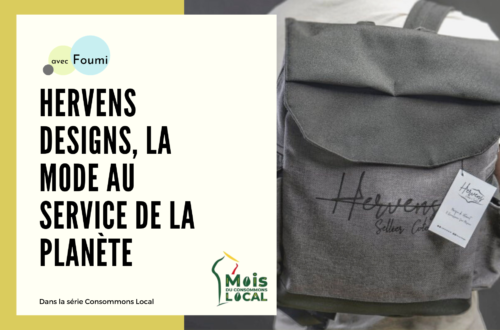 Article : Hervens Designs, la mode au service de la planète