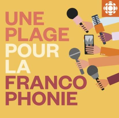 Une plage pour la francophonie podcasts africains à écouter en Afrique