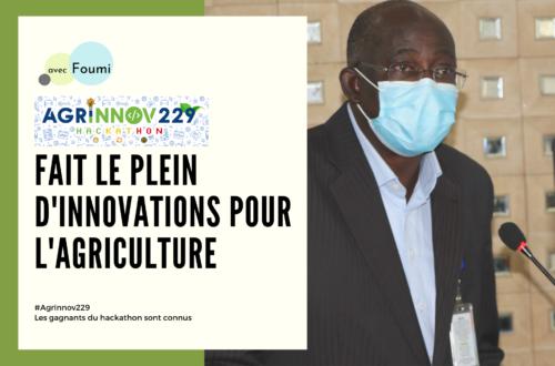 Article : AgrInnov 229 fait le plein d'innovations pour l'agriculture