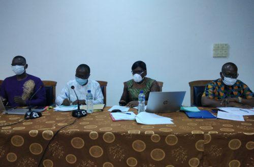 Article : Le Rebescop tient sa première assemblée générale ordinaire