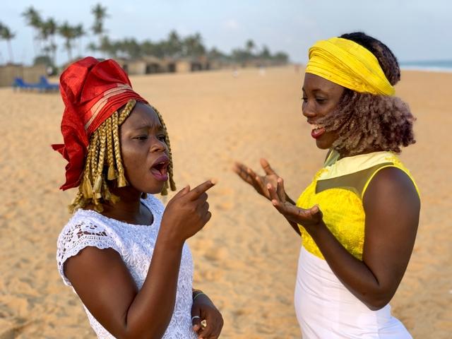 discussion conversation langues locales maternelles béninismes
