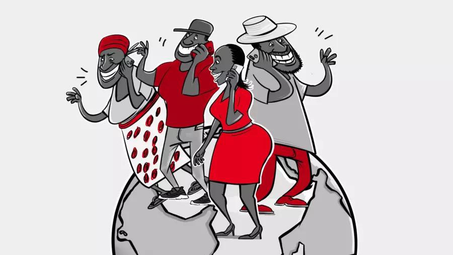 Africa Calling Podcast Avec Foumi