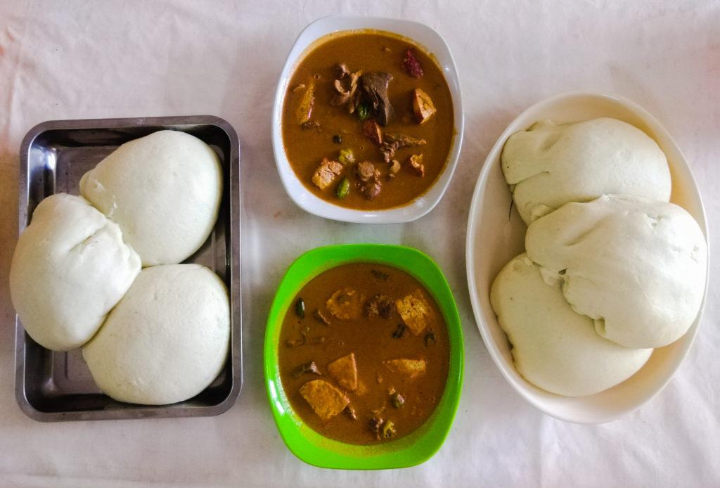 igname pilée art culinaire gastronomie parakou